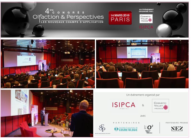 Olfaction & Perspectives, Mars 2019 – Paris [FR] [EN]