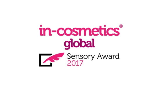 The Sensory Awards In cosmetics 2017