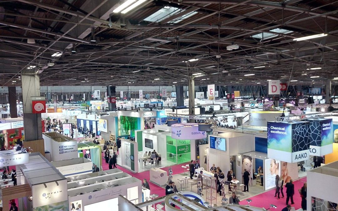 IN COSMETICS GLOBAL – PARIS du 2 au 4 avril 2019