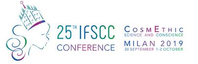IFSCC 2019, du 30 septembre au 2 octobre, Milan, Italie [FR][EN]